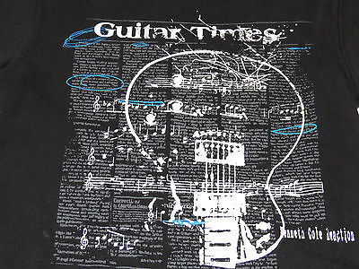 Boys Baby Kenneth Cole Reaction t shirt 6/9M MO months NEW black guitar times