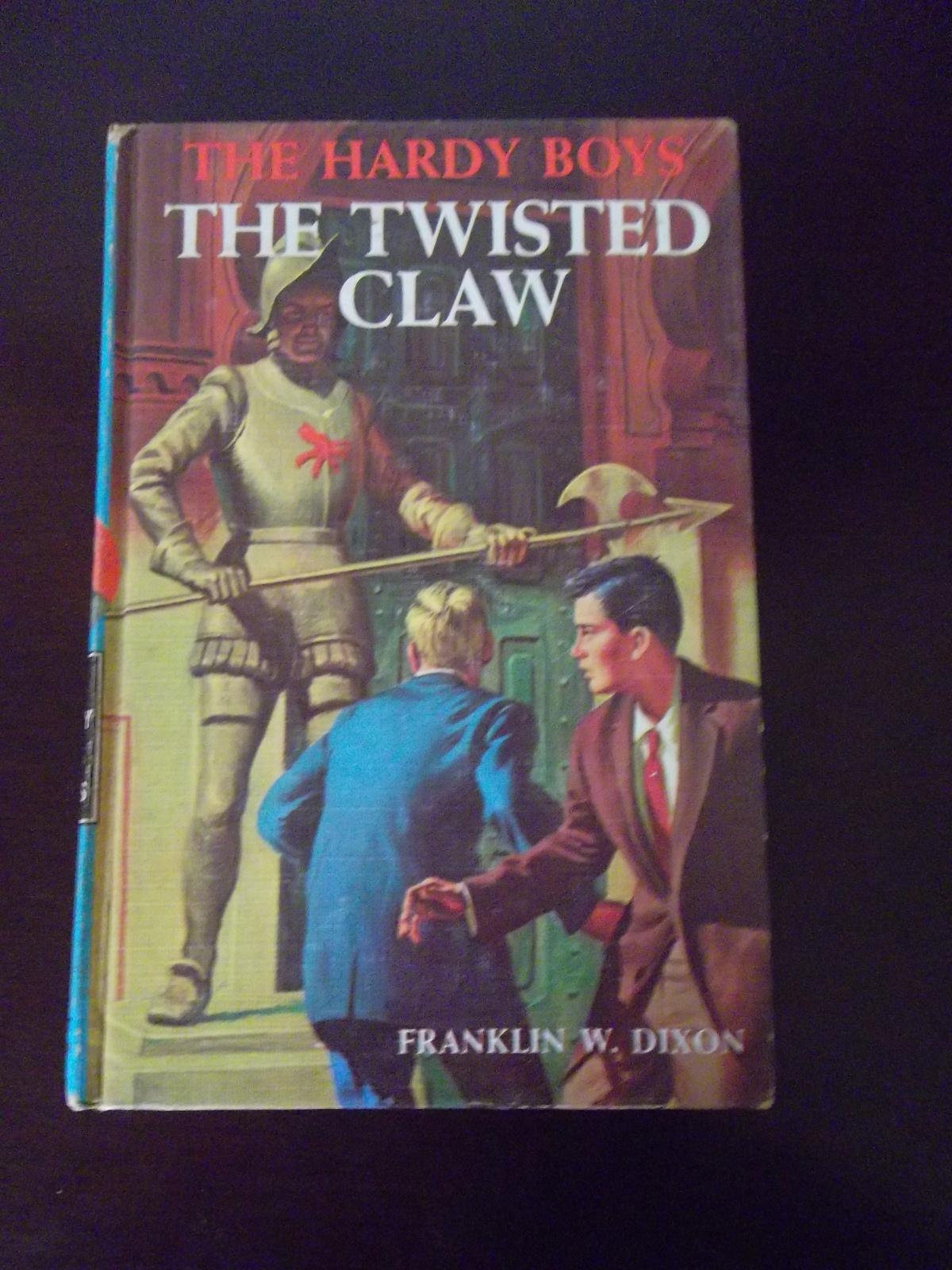Hardy boys claw 1939 linda 001