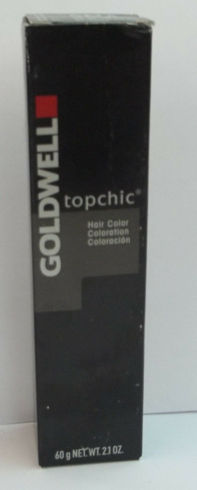 Primary image for (Original) Goldwell TOPCHIC Professional Hair Color TUBES (6NA to 8K) ~ 2.1 oz!!