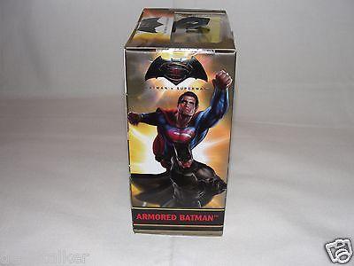 """Batman v Superman Dawn Of Justice Metals Die Cast M4 Armored Batman 4"""" Figure"""