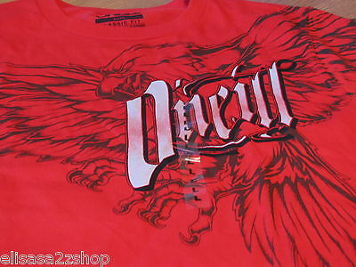 Boy's O'Neill XL 18-20  t shirt predator red YOUTH surf skate eagle classic fit
