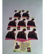 ***BOBBY BROWN***  Lot of 9 cards / MUSIC - $9.99