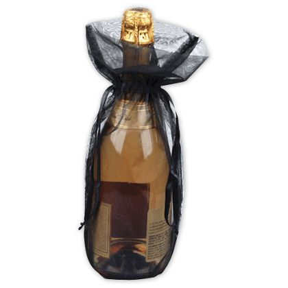 Organza Wine Bags - 20 count