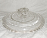 Pyrex  g 5 c round clear 7in glass lid 011 thumb155 crop