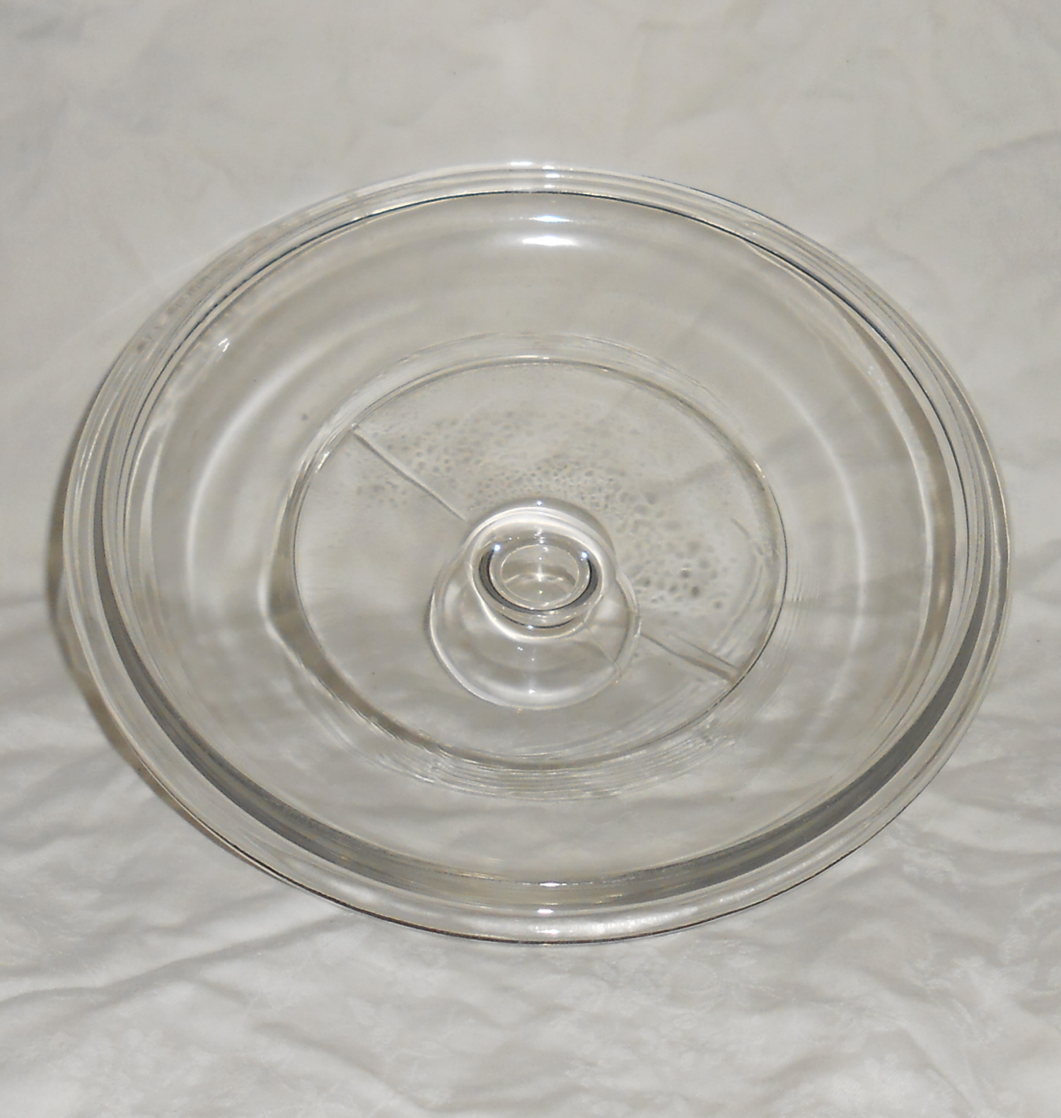 PYREX #G-5-C Corning Ware FRENCH WHITE #F-5-B Casserole Dish Replacement Lid