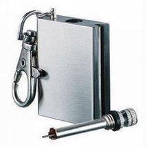 Fire Starter Flint Match Lighter Square For Life - One Lighter [Kitchen]