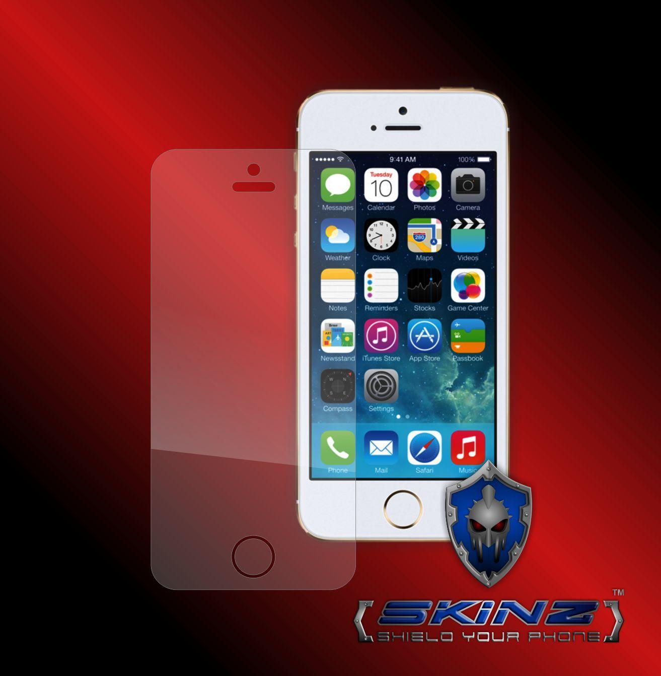 Apple iphone se self healing screen protector