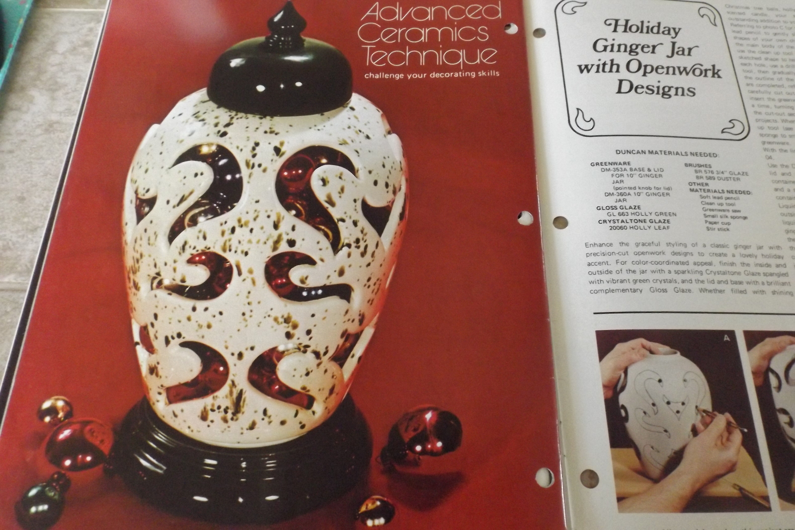 Ceramics - September 1977