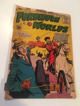 Forbidden Worlds #57,ACG Comics ,10 cent Golden Age Comic 1957 - $11.33