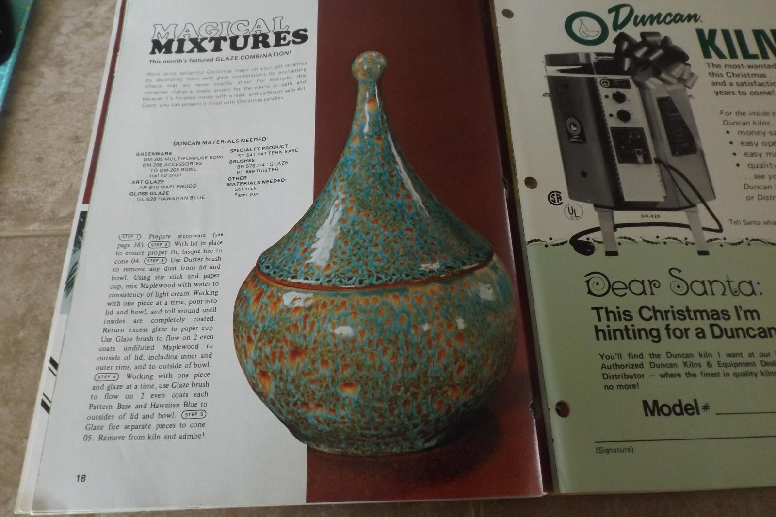 Ceramics - October 1977