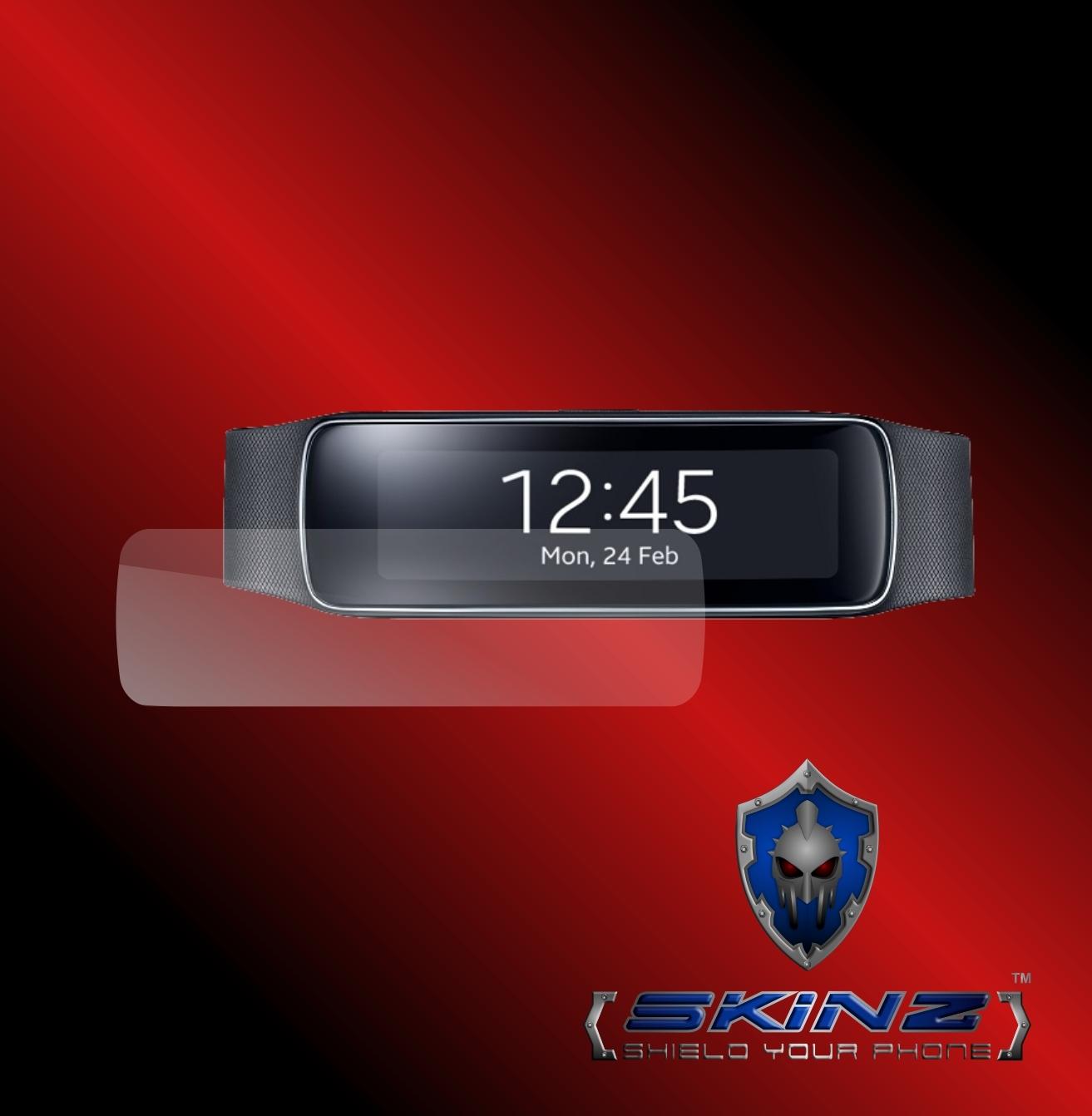 Samsung galaxy gear fit self healing screen protector