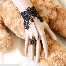 New Lace Style Fashion Charm Women Retro Slave Link Ring Bracelet Bangle Wedding - $6.52