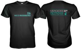 Nico Rosberg F1 Team Formula 1 Tshirt Size S, L, M, Xl, Xxl, 3XL - $19.40+