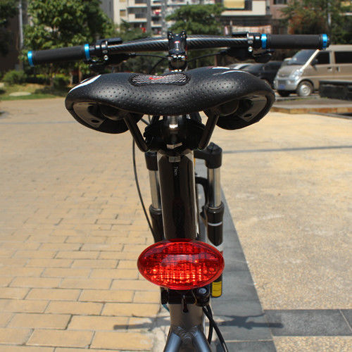 2014 NEW 5 LED Cycling Bicycle Bike Egg ultra-bright Rear Tail Light