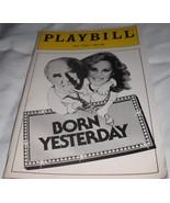 Born Yesterday Playbill - $11.40