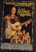 THE SOUND OF MUSIC POSTER - RICHARD CHAMBERLAIN - SF 2000 - $11.40