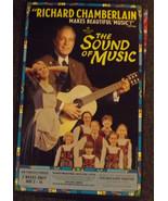THE SOUND OF MUSIC POSTER - RICHARD CHAMBERLAIN - SF 2000 - $11.40