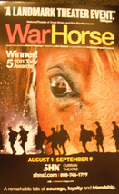 WARHORSE POSTER - $14.25