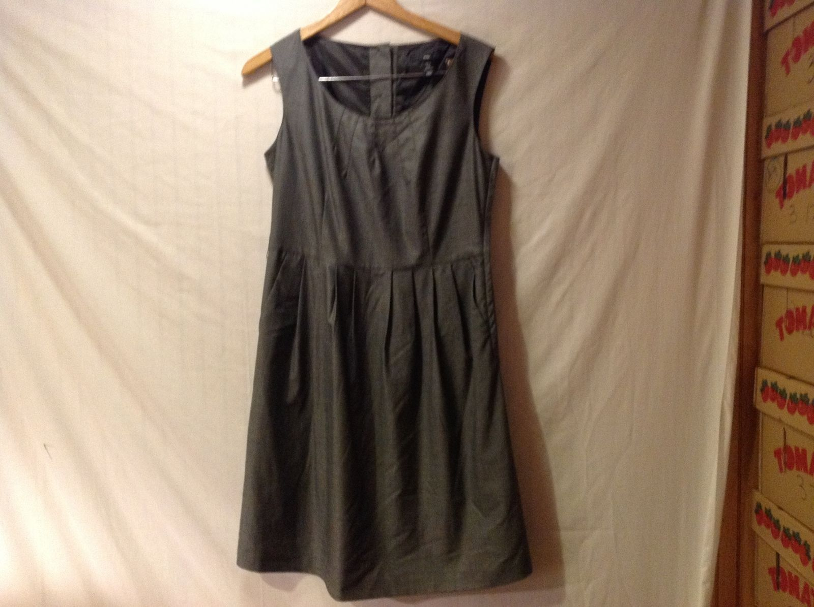 H&M Woman's Gray Dress 'Size 12