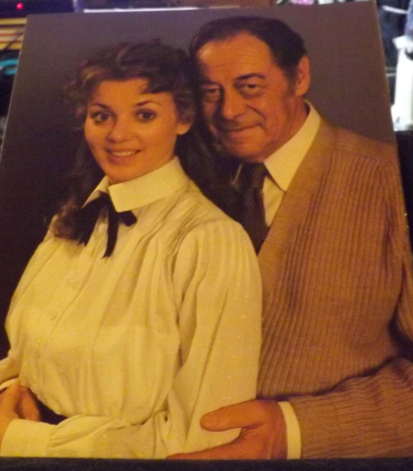 MY FAIR LADY SOUVENIR PROGRAM - REX HARRISON & CATHLEEN NESBITT