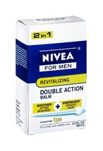 Nivea for Men 2 in 1 Revitalizing Double Action Balm with coenzyme Q10, ... - $45.00
