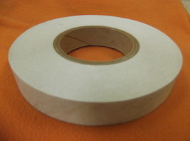 "Robert Weed Spirit Buff Seam Tape 1"" X 125' #SPBF1CM UPC:710534472432 - $13.86"
