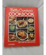 Betty Crocker's Cookbook Golden Press 1978 - $26.95