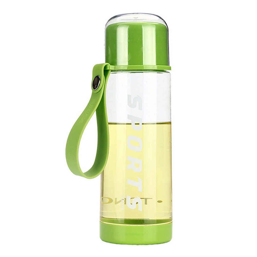 New Popular 580ML 19OZ Portable Outdoor Sports Water Bottle with Filter Strainer
