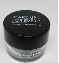 Make Up For Ever HD Definition Microfinish Powder - 0.035oz/1g Mini Size - $9.99