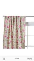 1 Trend Lab Waverly Jazzberry Window Panel Curtain One Nwop Pink Nursery Baby - $26.99