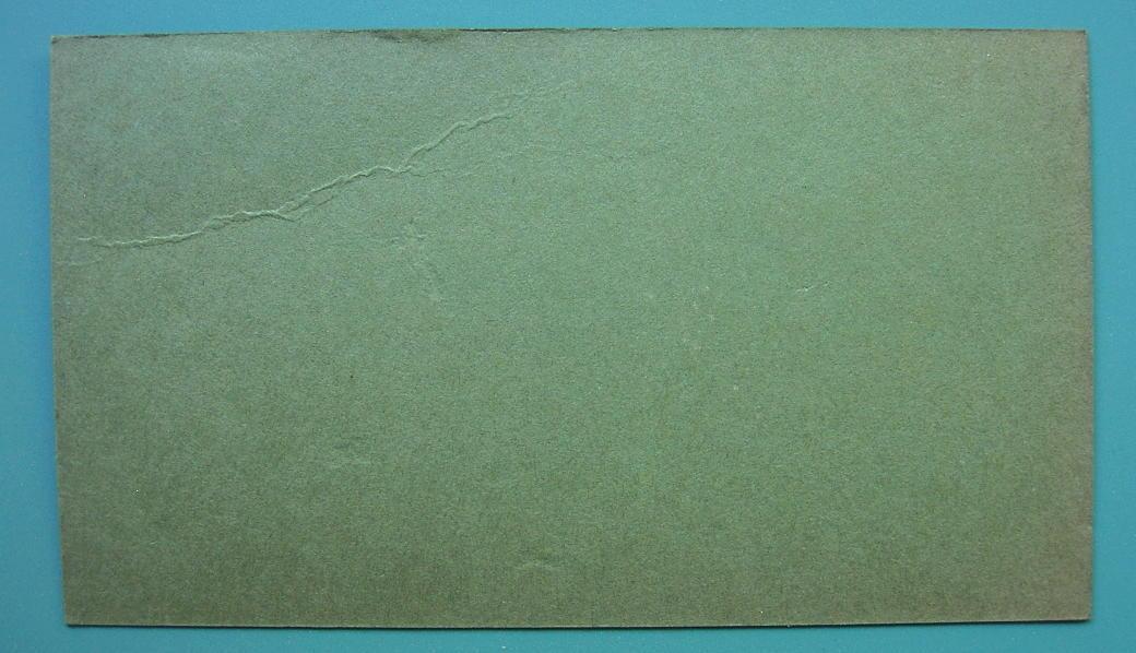 INK BLOTTER 1950 - GRIFFIN Allwite Shoe Repair Co. Everett, Massachusetts