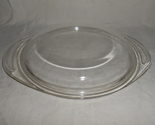 Pyrex  682 c 21 round clear glass lid w tabs 002 thumb155 crop