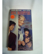 Mrs. Doubtfire (VHS, 1996)  Robin Williams, Sally Fields - $3.47