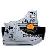 Snoopy v2   converse hi  thumbtall