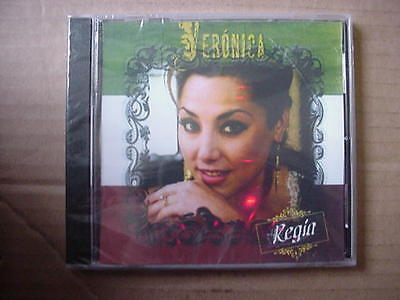 Regia Veronica Leal CD 16785 NEW SEALED, Case Cracked