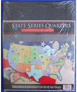 State Series Quarters Collector's Map Coin Coll... - $12.86