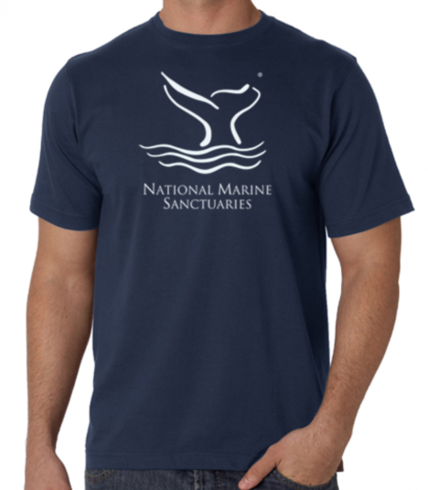 NMS National Marine Sanctuaries T-shirt
