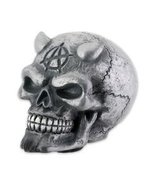 Chrome Devil Skull Shift Knob For Car - $10.88