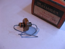 Meissner 14-1040 Universal Coil Television - NOS Qty 1 - $5.69