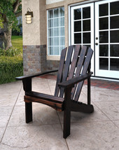Cedar Adirondack Chair Shine Company Rockport Patio Deck 9 Colors  - $155.77