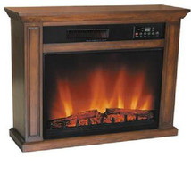 Comfort Glow Ainsley Electric Remote Control Fireplace Fully Assembled - $372.35