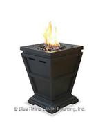 """Uniflame 15"""" Tall Outdoor 10,000 btu Patio Deck lp Propane Fire Column /... - $109.00"""