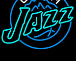 Nba budweiser utah jazz neon sign 16  x 16  thumb155 crop