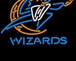 Nba budweiser washington wizards neon sign 16  x 16  thumb155 crop