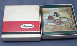 Vintage Pimpernel Water Fowl / Duck Theme Coasters in Original Box // New/Unused - $10.00