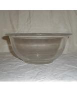 Vintage Pyrex #322 Clear Glass 1 Quart Mixing N... - $16.95