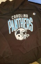 CAROLINA PANTHERS  HOODED Sweatshirt HOODIE New NFL HOODY LICENSED NFL A... - $48.50+