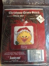 Janlynn Christmas Cross Stitch Kit # 38-53 Suzy's Zoo SUZY - NEW Sealed - $8.42