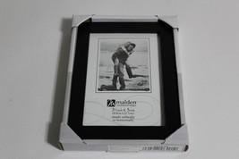 Malden Black Picture Frame 3.5 x 5 Inch - Unique Size - Hard to Find!! NEW - $8.99