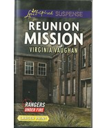 Reunion Mission Virginia Vaughan(Rangers Under ... - $3.00